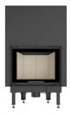 Kratki NADIA 10 G exkluzív sík üvegű légfűtéses kandallóbetét liftes tolóajtóval kandalloshop
