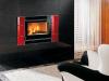 La Nordica Insert 80 légfűtéses acél kandallóbetét ventilátorral és samott és öntöttvas tűztérrel kandalloshop