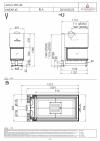 Spartherm Arte U 90h három oldali kandallóbetét liftes tolóajtóval és osztott üveggel kandalloshop