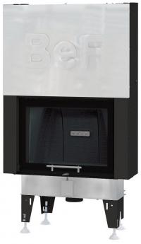 BeF Royal V 7 sík üvegű légfűtéses kandallóbetét liftes tolóajtóval