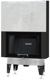 BeF Royal V 8 sík üvegű légfűtéses kandallóbetét liftes tolóajtóval