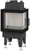 BeF Passive 6 CP hajlított üvegű légfűtéses kandallóbetét jobbos kandalloshop