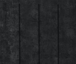 A tűztér bélése - fekete termotec kandalloshop