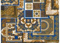 A.S. Création Versace 4 #37048-1 gyapjú tapéta vinil felülettel